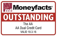 Moneyfacts Outstanding Award