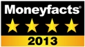Moneyfacts Awards 2013