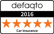 5 Star Rating from Defaqto