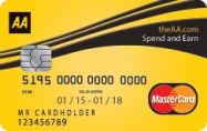 Spend and Earn Card