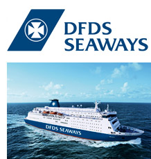 DFDS Seaways - book a crossing
