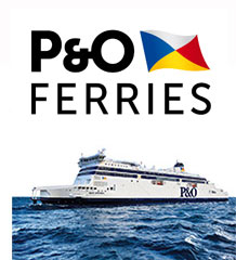 P&O ferries - book a crossing