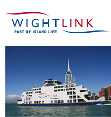 Wightlink ferries - book a crossing