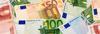 Euros - AA Travel money