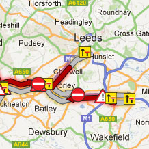 Aa Traffic Map AA Roadwatch | Traffic news alerts | AA