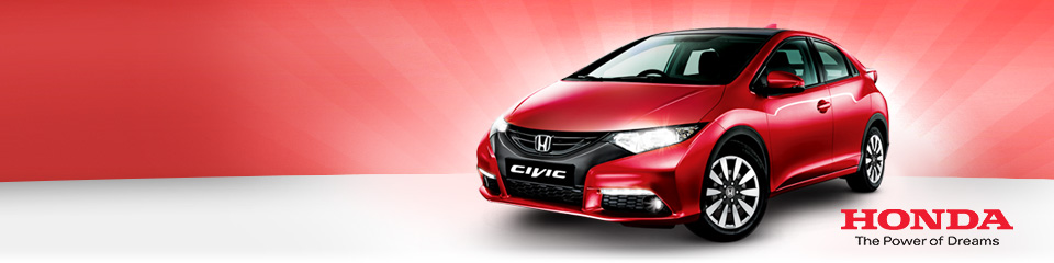 Win a Honda Civic