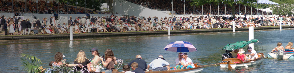 Win a pair of VIP hospitality tickets to Henley Royal Regatta