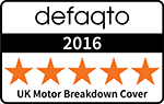 Defaqto breakdown cover