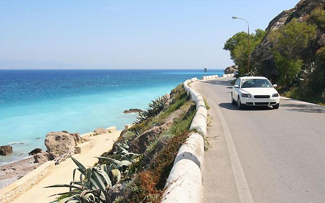 Louer une voiture à l'étranger