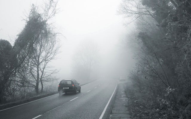 When To Use Fog Lights On A Car