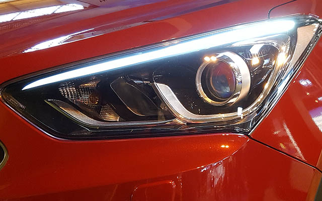 Daytime Running Lights Aa