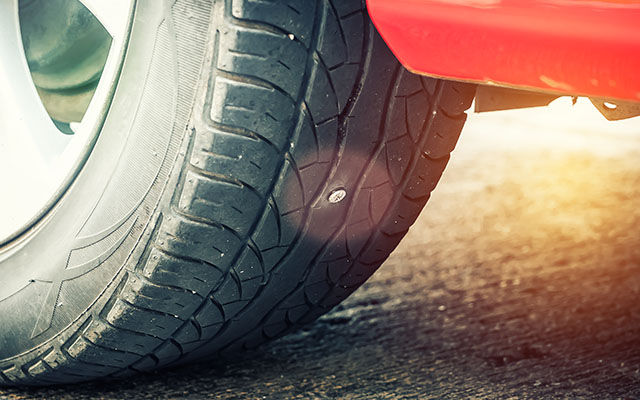 Car tyre repairs and sealants: How to use a tyre repair kit | The AA