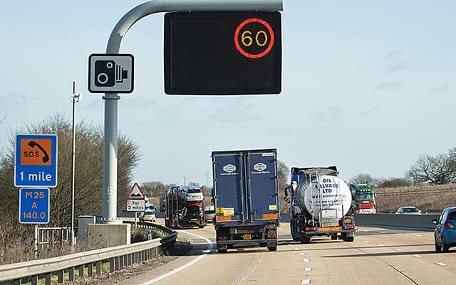 Smart Motorways Aa