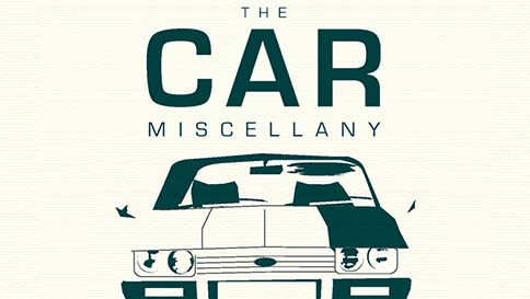 The Car Miscellany cover