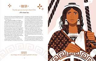 Spread about Teuta