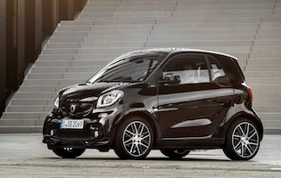 Car reviews | smart fortwo BRABUS Xclusive | AA