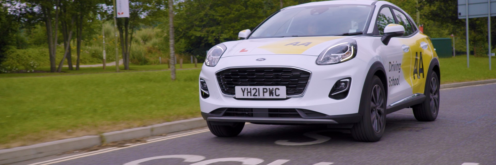 Aa Driving Instructor >> Learn To Drive With Aa Driving School Aa