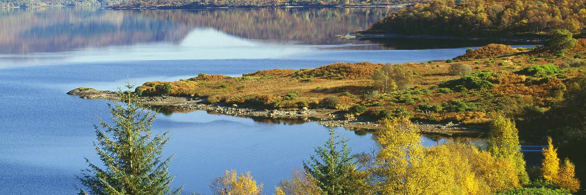 Loch Lomond and the Trossachs National Park