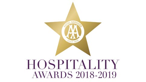 Aa hospitality awards logo 2018 19 as