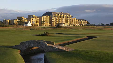 Old course hotel as