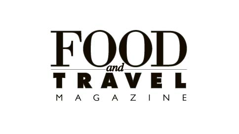 Food and Travel Magazine logo