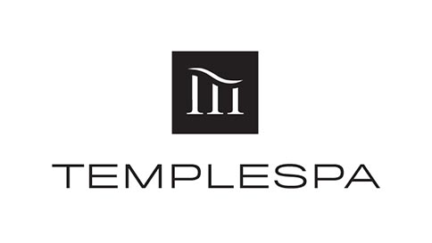 Templespa logo as