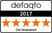 5 Star Rating from Defaqto