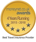 Moneynet Best Travel Insurance Provider 2018