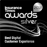 Insurance times awards 2018 silver