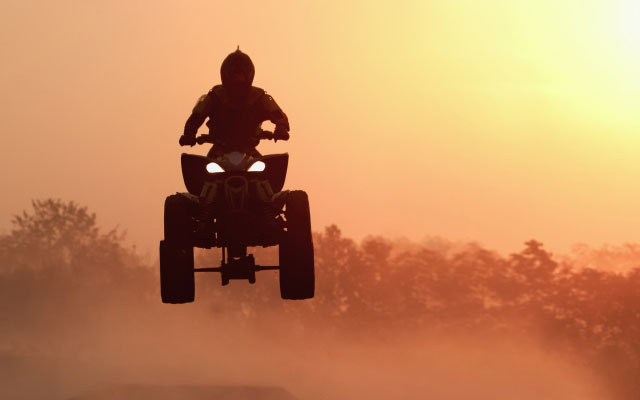 Quad bike and trike insurance