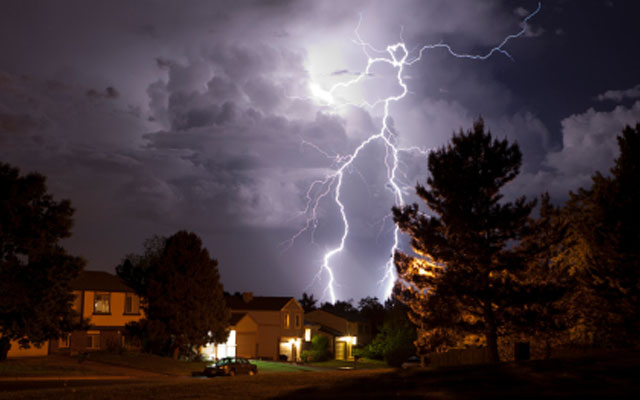 Home storm tips