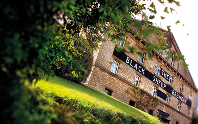 The Black Sheep Brewery, Masham, North Yorkshire