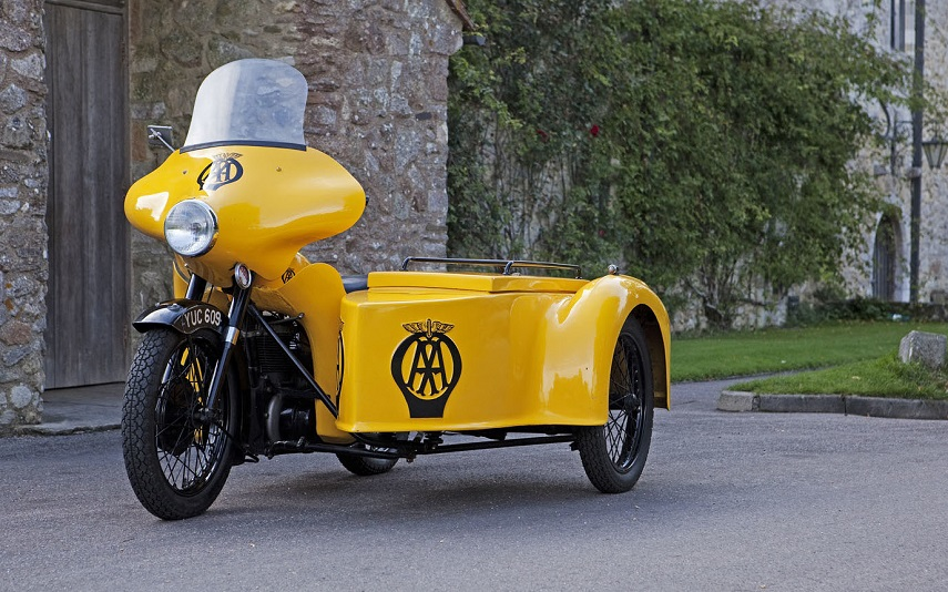 Aa bsa m 20 heritage patrol vehicle 855x 535