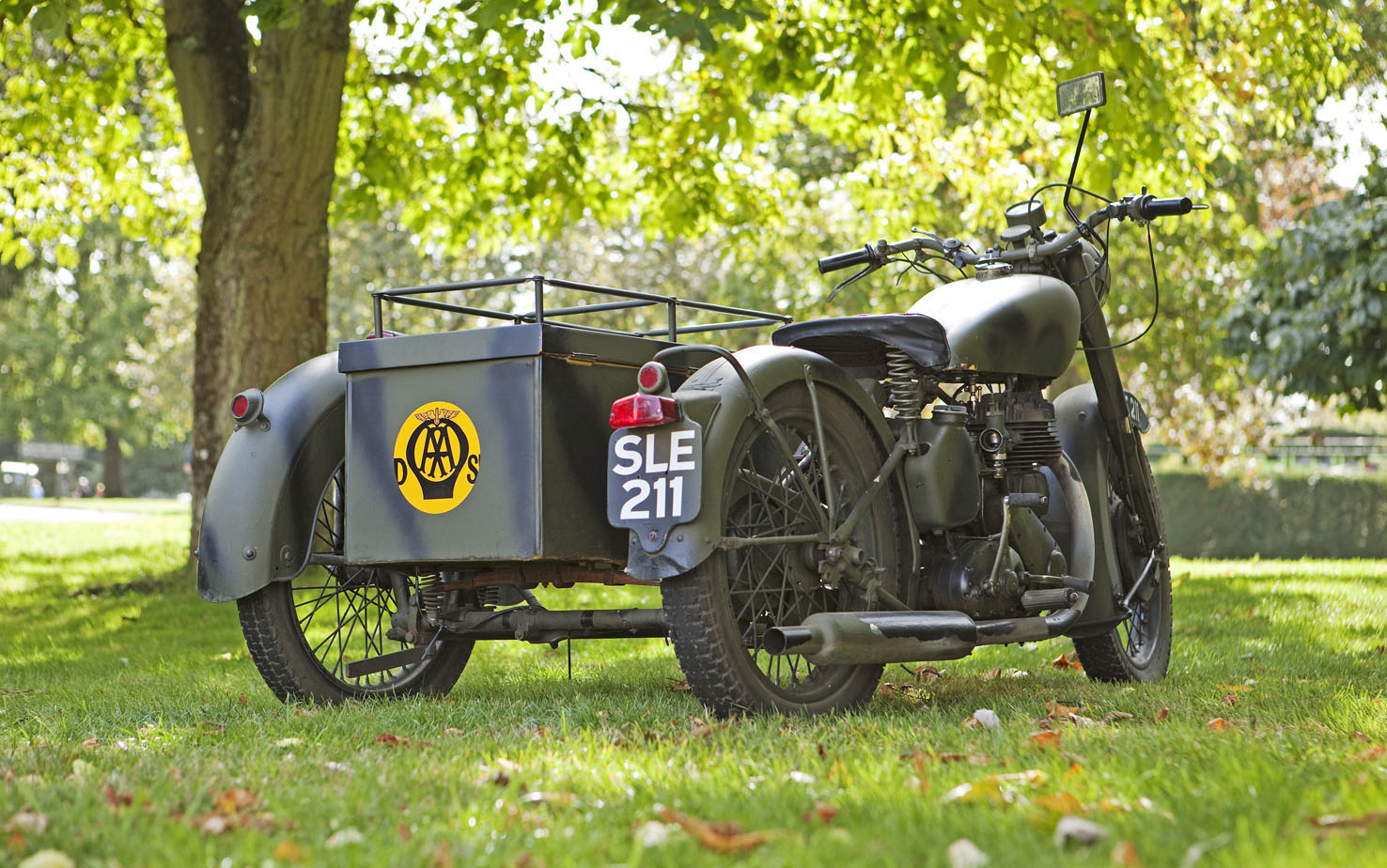 Aa bsa m 21 1940 heritage vehicle 855x 535